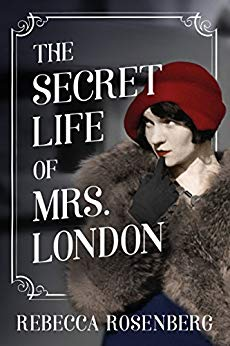 MRS. LONDON COVER