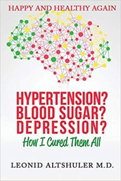 hypertension, blood sugar, how i cured them all