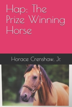 Hap the prize winning horse