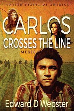 carlos crosses the line